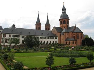 Seligenstadt - Basilique