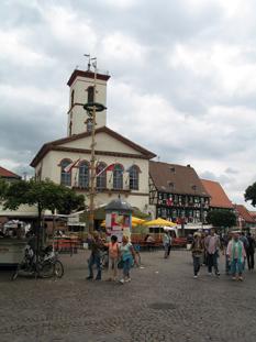 Seligenstadt - Hôtel de ville