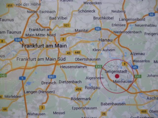 Maps Selig.